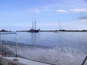 楽園への船